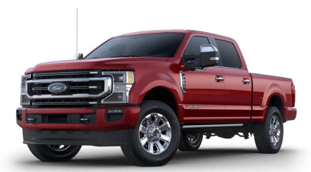 2020 Ford Superduty F-250 Platinum Truck